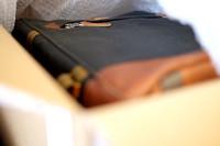 24 Backpack-Ankunft